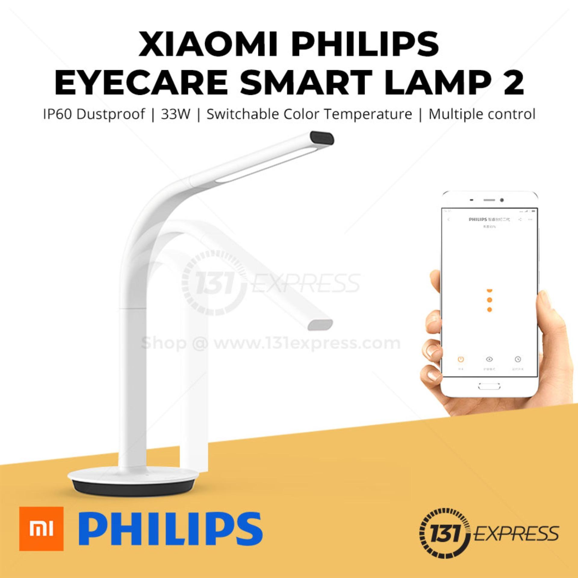 Xiaomi Philips Eyecare Desk Lamp Gen 2 Free Shipping