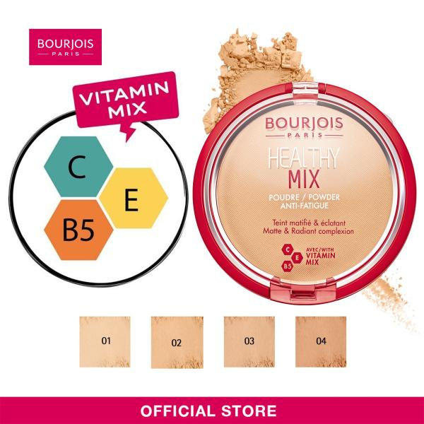 Buy Bourjois Healthy Mix Powder AntiFatigue 11g Singapore