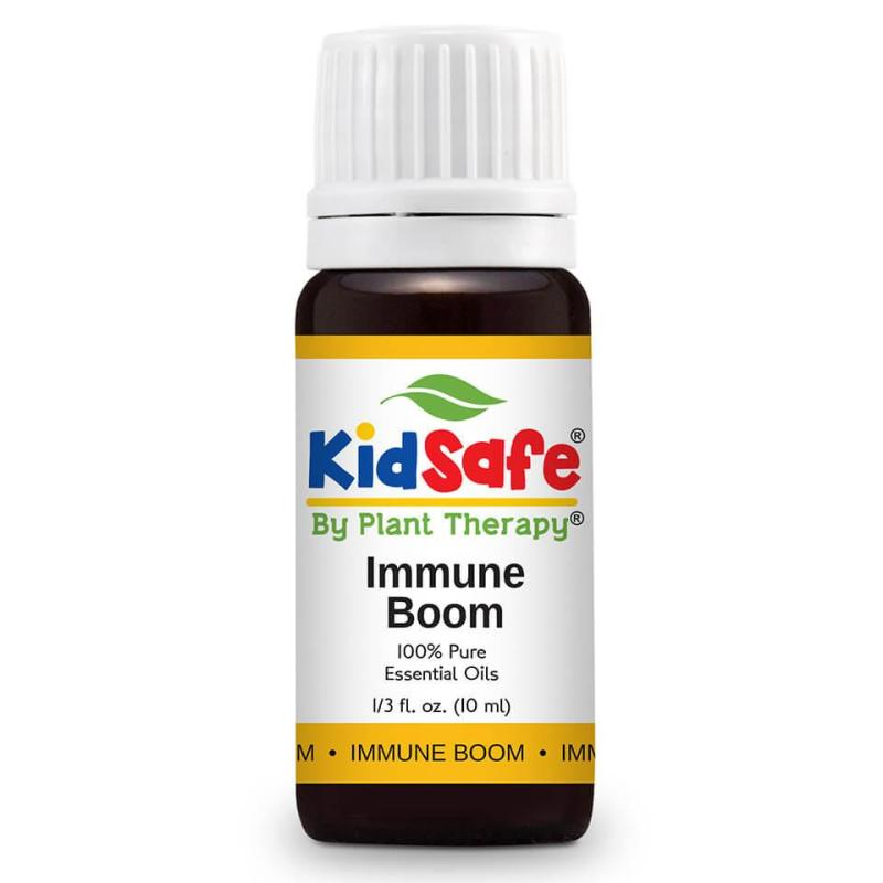 Buy Plant Therapy KidSafe Synergy Blend - Immune Boom, 10ml Singapore