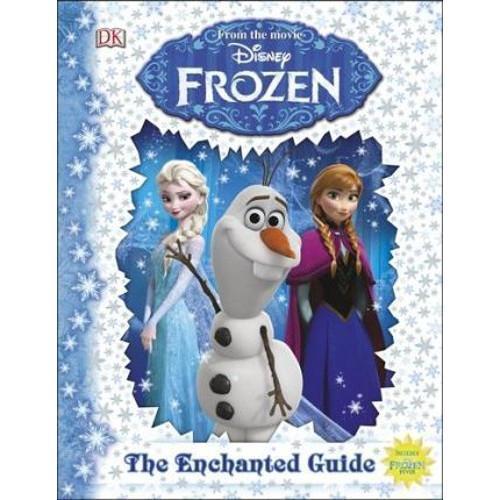 Disney Frozen the Enchanted Guide