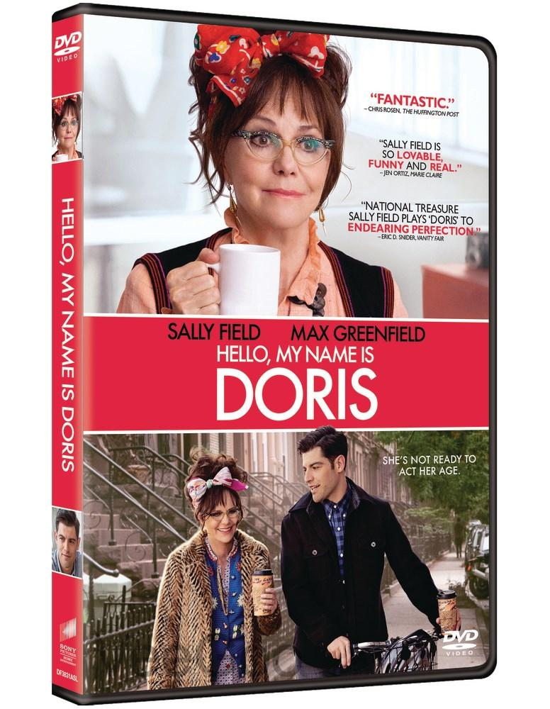 HELLO, MY NAME IS DORIS DVD (PG13/C3)