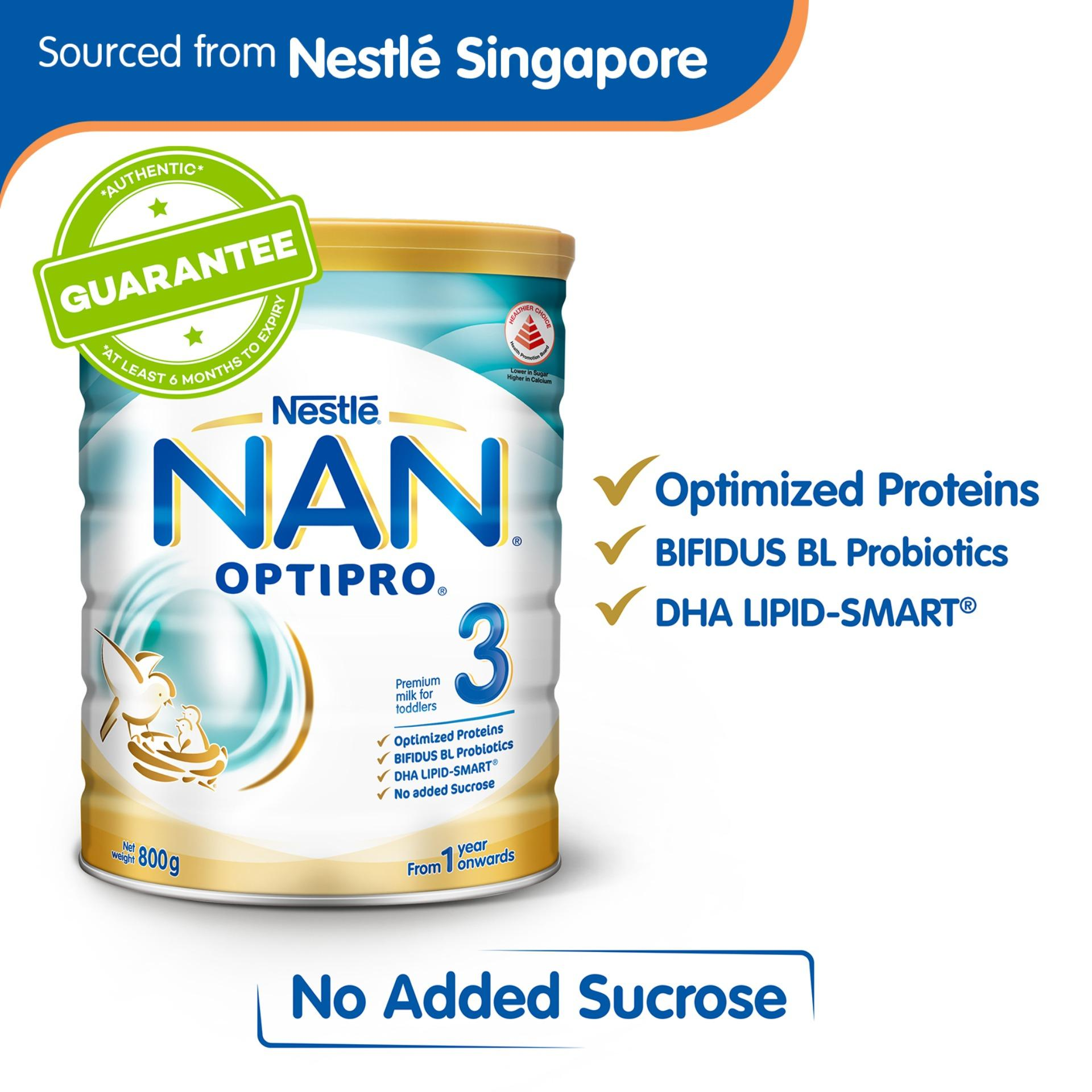 Buy Unique Milk Formula Growing Lazada Nan Ph Pro 2 800g Nestl Optipro 3 Up