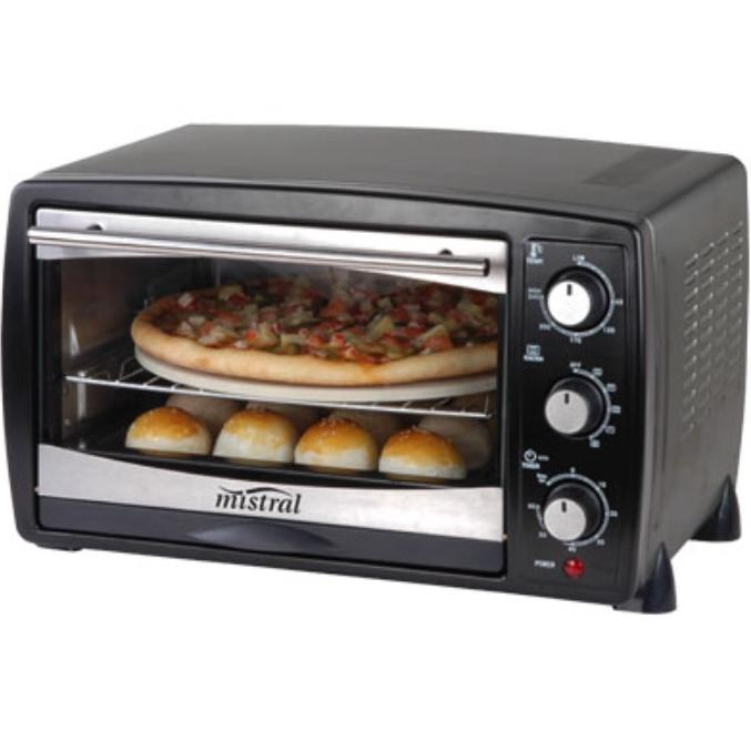 Mistral Mo200C Electric Oven 20L Black For Sale