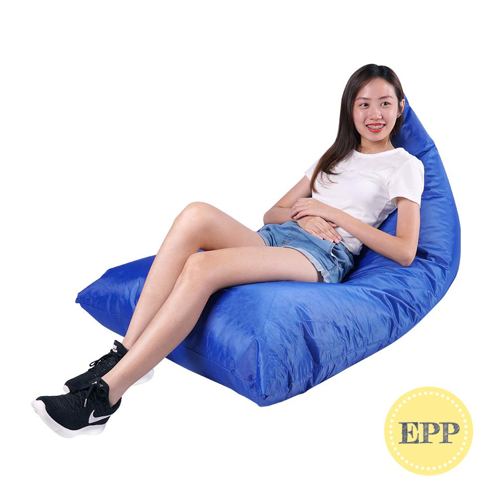 Tetra Lounger Bean Bag by SG Beans (EPP beans filling)