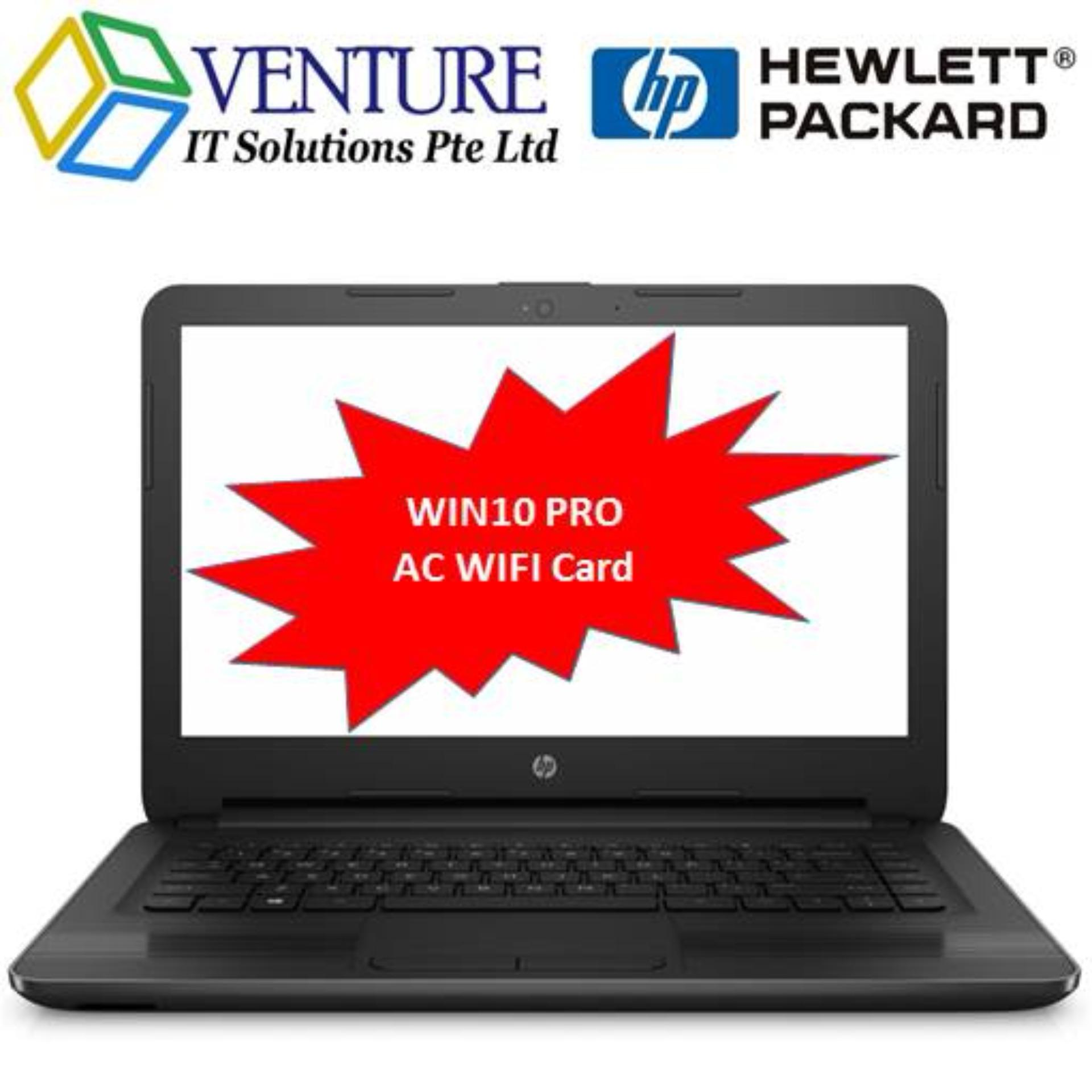 Price Comparisons Special Version Hp Probook 240 G5 N3060 8Gb 250Gb Ssd Ac3165 Win 10 Pro