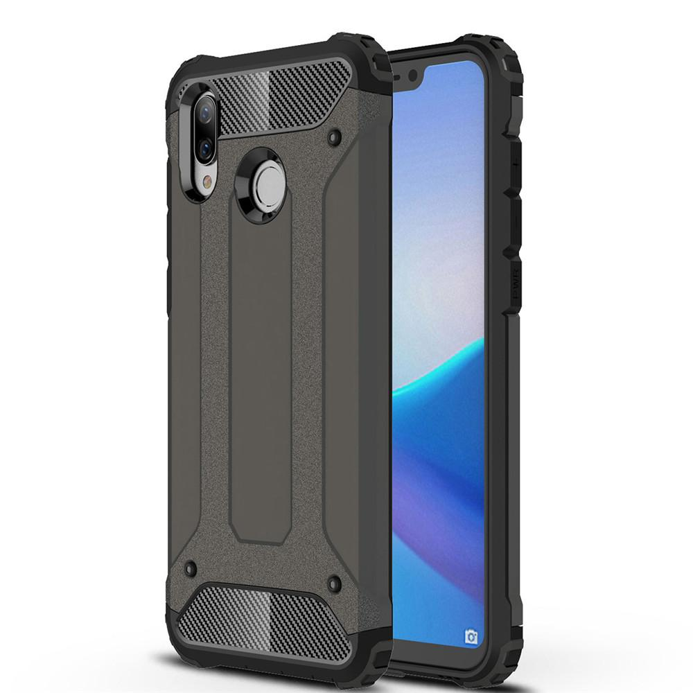1513 items found in Phone Cases. Lenuo Case for Huawei Honor Play Hybrid Shell Armor Rugged TPU + Hard Plastic Anti-