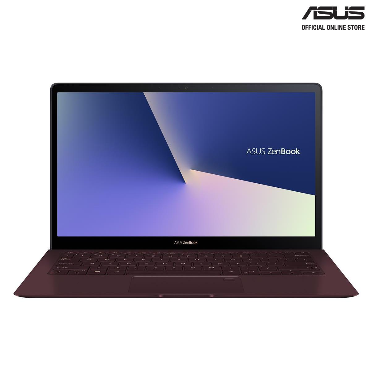 ASUS ZenBook S UX391UA-ET084T (Burgundy Red)
