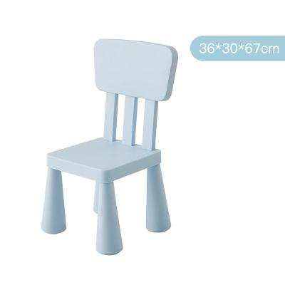 Children table kindergarten table and chairs baby study table and chairs plastic game table set