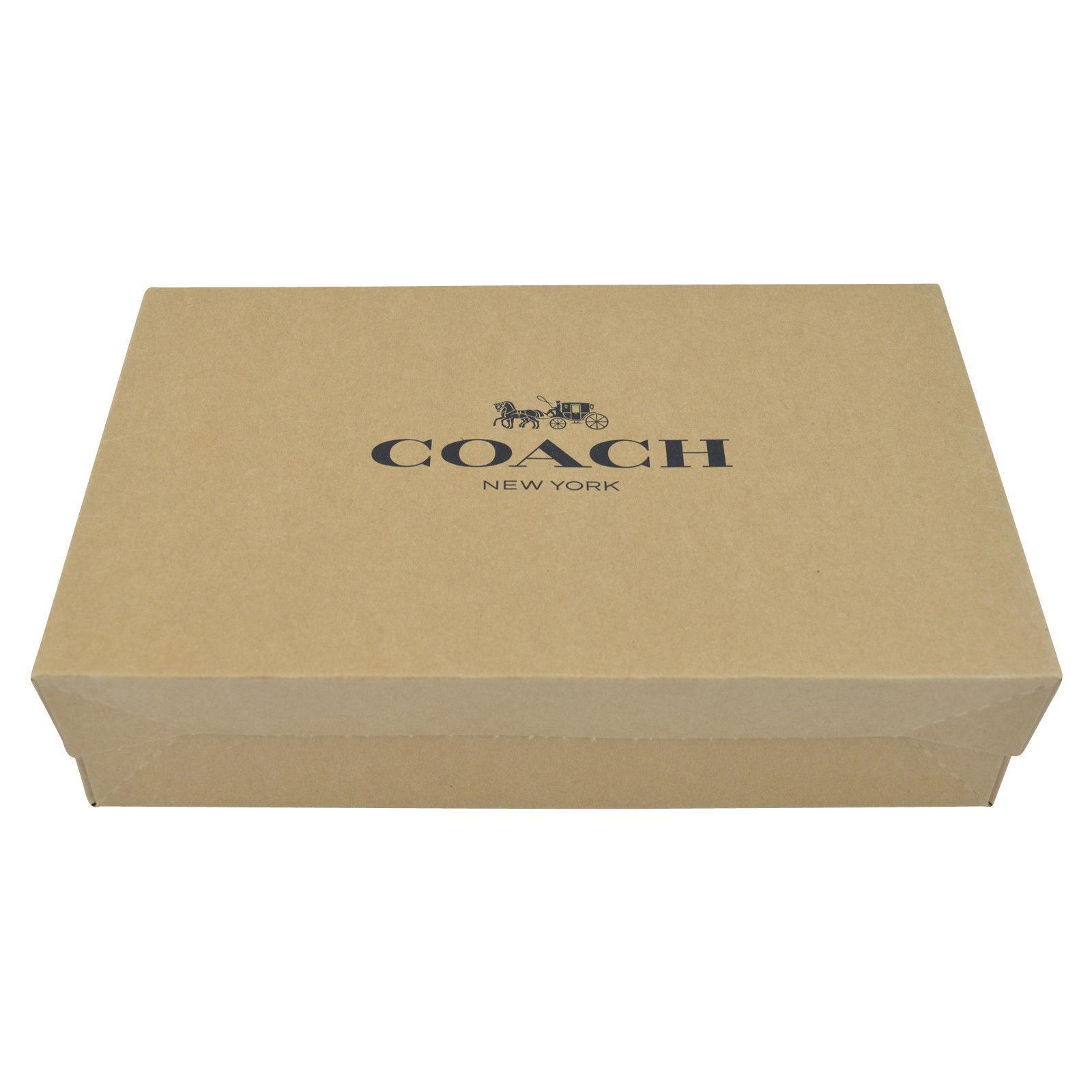 Coach Medium Gift Box For Wallets, Wristlets Brown # GB3