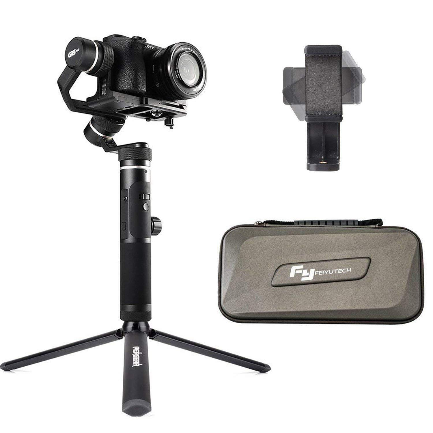 Buy Sell Cheapest Feiyu Fy Eva Best Quality Product Deals Spg 3 Axis Handheld Steady Gimbal For Smartphones Feiyutech G6 Plus Splash Proof Stabilizer 800g Payload 12
