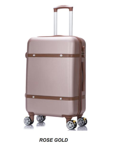Jiji Retro Luggage - Travel / Suitcases / Traveling (sg) By Jiji.