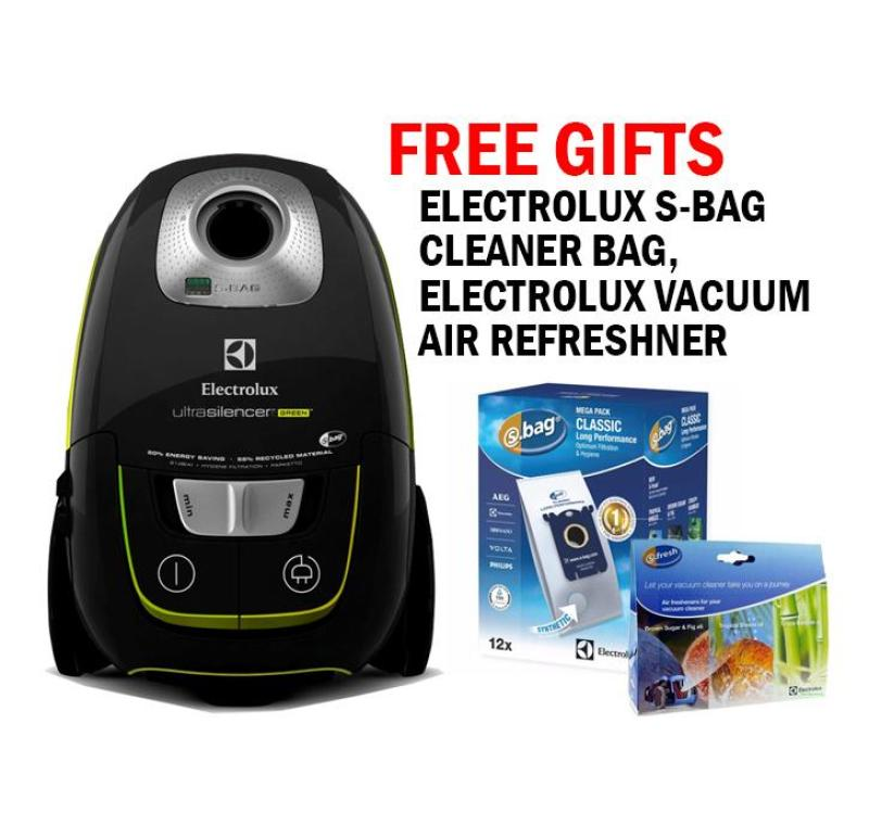 Electrolux 1000W Ultra-Silencer Vacuum Cleaner ZUSG4061 with Free Gifts worth $60 Singapore