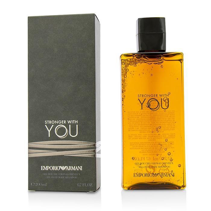 70b9556e07 Giorgio Armani Emporio Armani Stronger With You All Over Body Shampoo  200ml/6.7oz