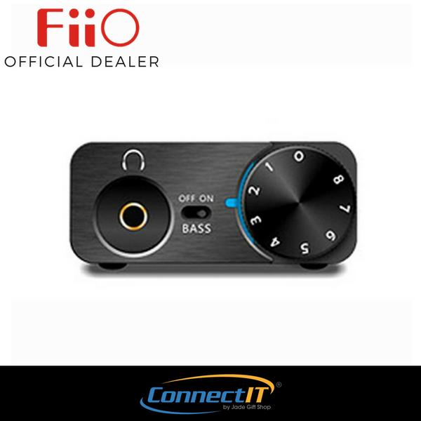 Fiio E10K Usb Dac And Headphone Amplifier Black Free Shipping