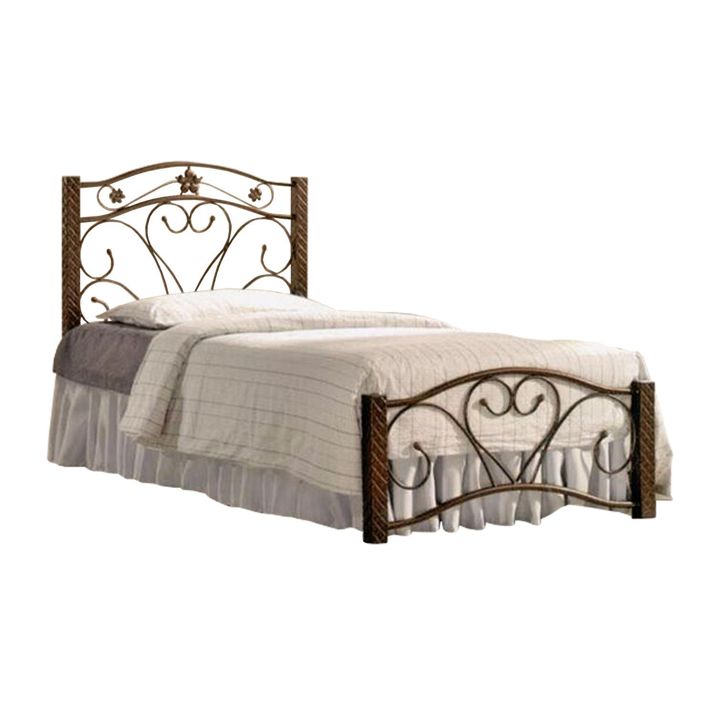 Belton Single Metal Bed Frame