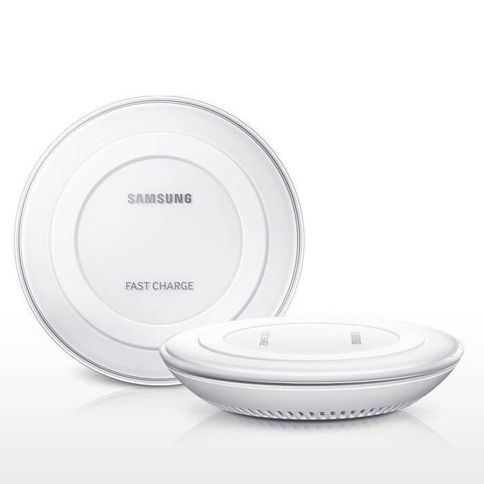 Retail Samsung Wireless Charger Fast Charge Pad Type For S7 Edge S7 S6 Edge Note 5 Note 7 Original