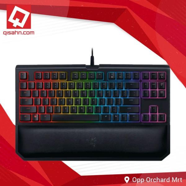 Razer BlackWidow Tournament Edition Chroma V2 - Mechanical Gaming Keyboard Singapore