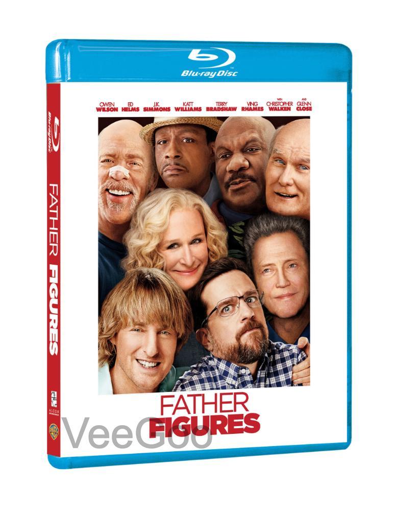 FATHER FIGURE Blu-Ray (NC16/RA)