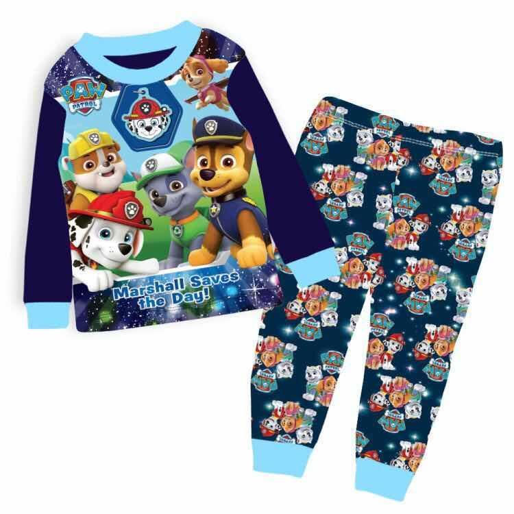 Kid Pajamas Paw Patrol Pyjamas Set By Eddalabz.