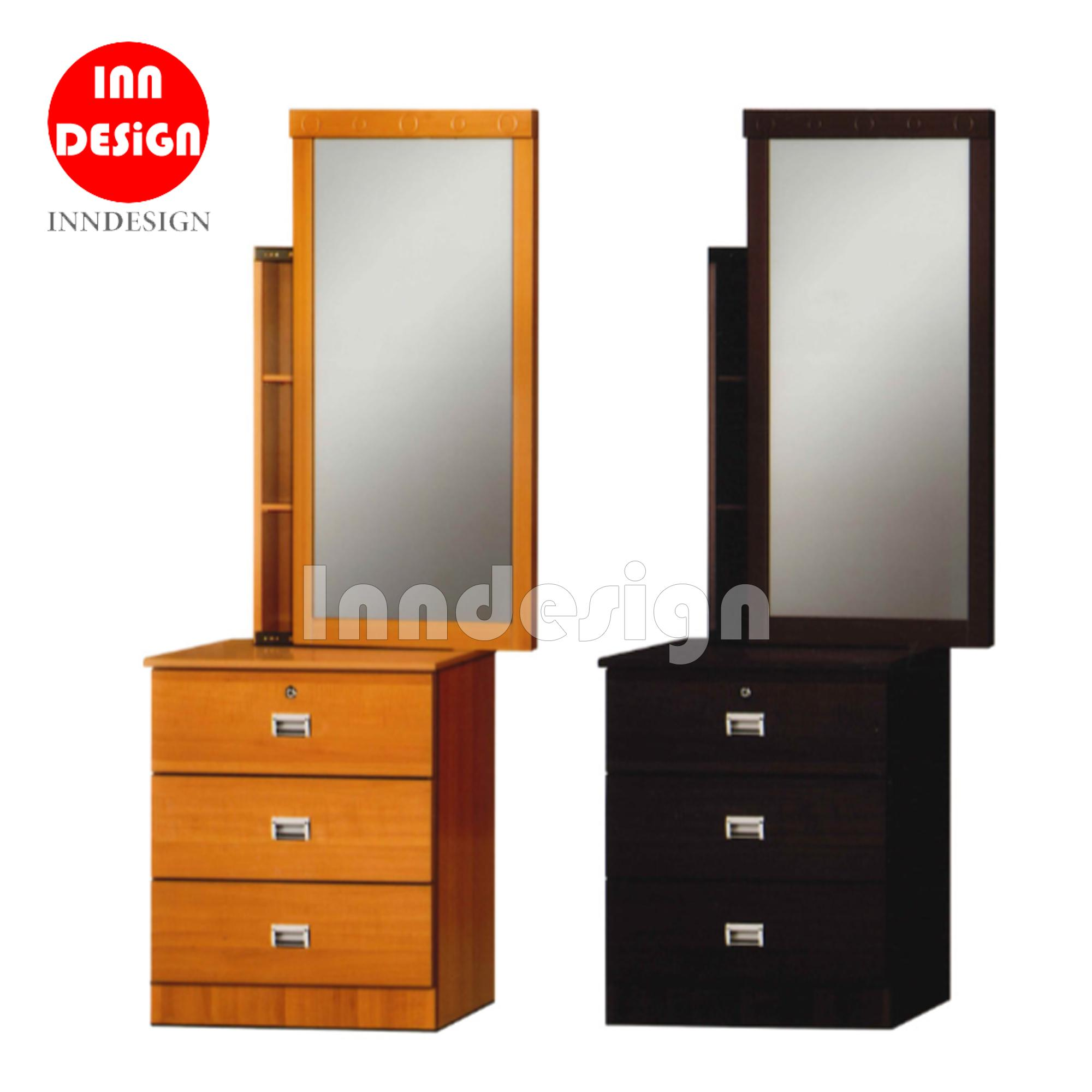 Billy Dressing Table with Sliding Mirror