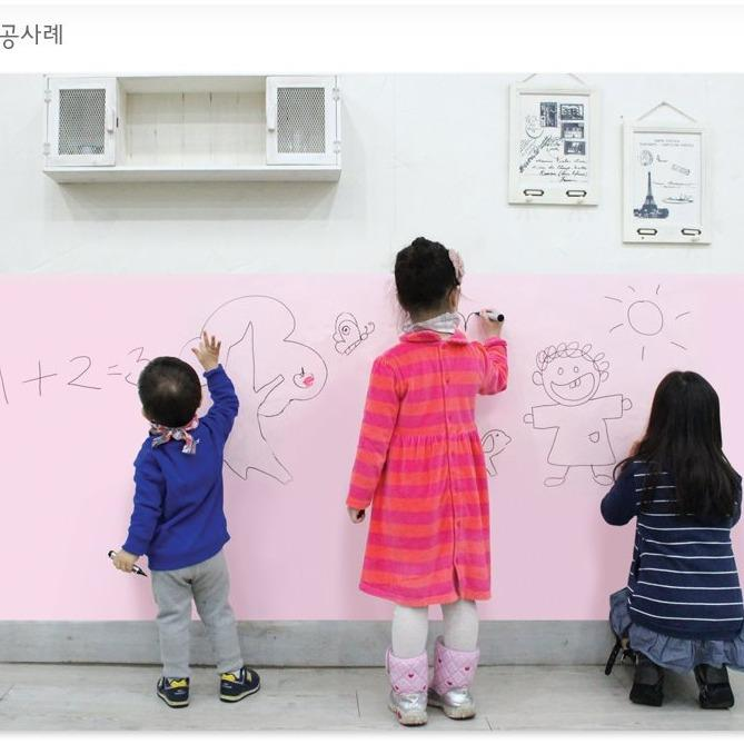Children Whiteboard Sticker wall drawing sticker wallpaper