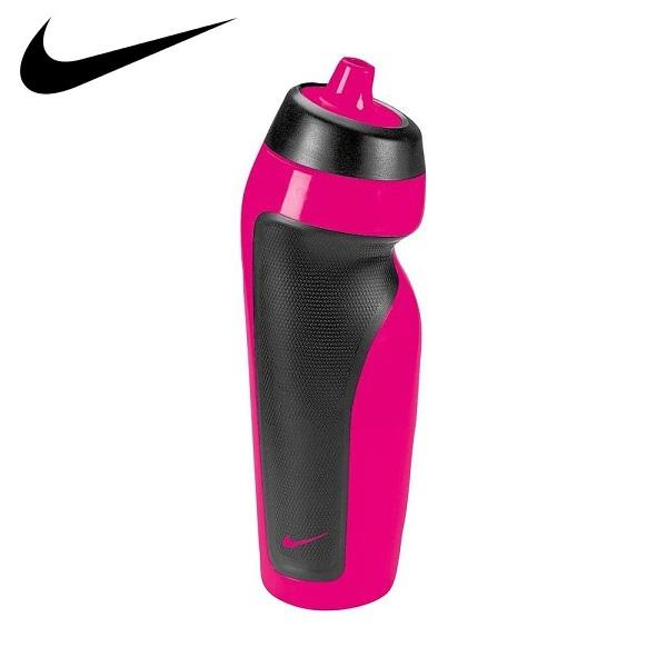 Nike Water Bottle Sports 600ml (Pink/Black) Art: NOB11632OS