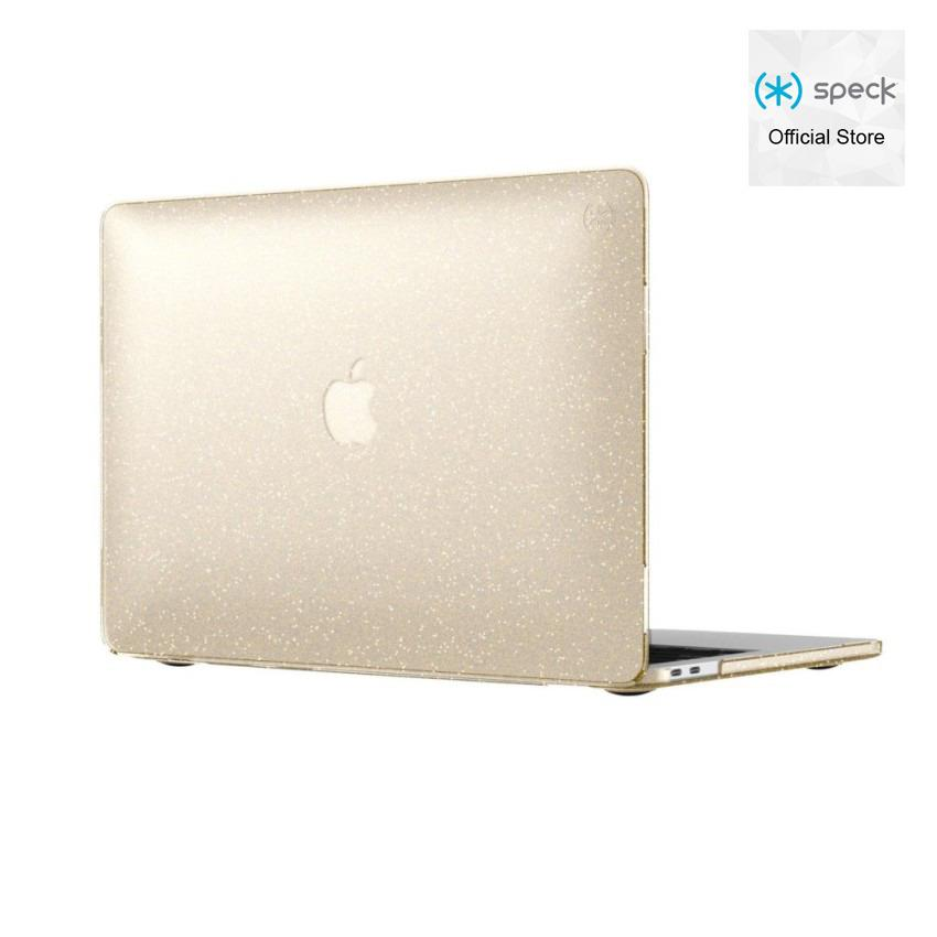 The Cheapest Smartshell Macbook Pro 2016 2017 13 Case Clear Gold Glitter Online