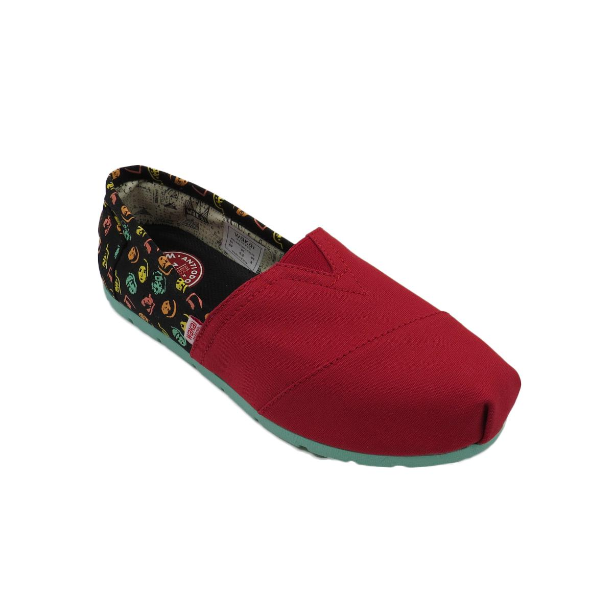 Where Can You Buy Wakai Faces Women S Slip On Shoes Maroon
