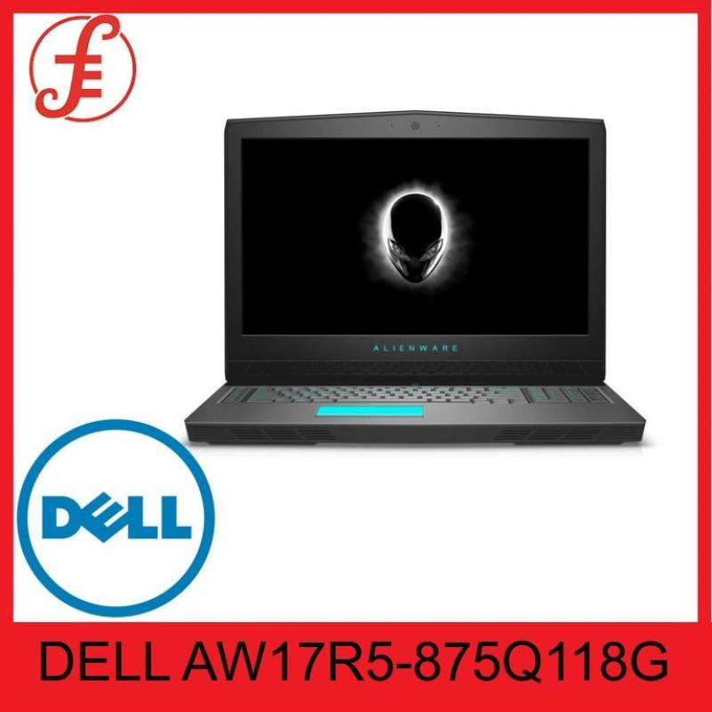 DELL AW17R5-875Q118G W10-1070 17.3 IN INTEL CORE I7-8750H 16GB 1TB 256GB SSD WIN 10