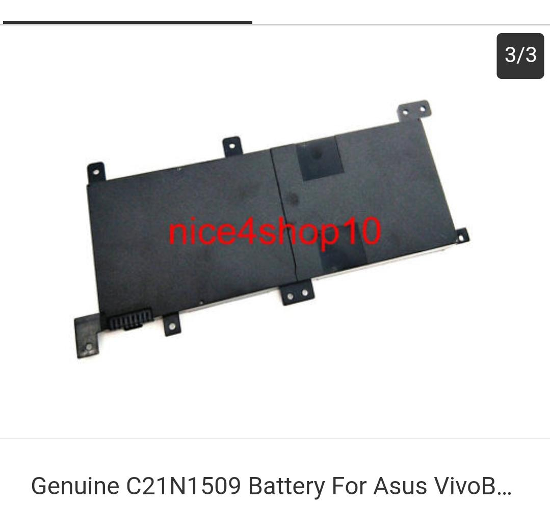 Genuine C21n1509 C21pq9h Battery for ASUS X556u X542u X556ub F556uv F555dg