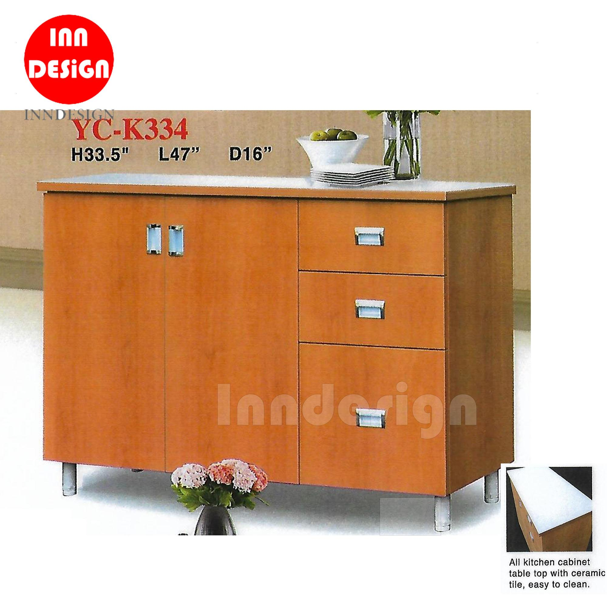 Aeli Kitchen Cabinet