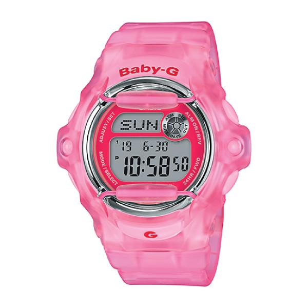 32ad61274ea79 Casio Baby-G PUNTO IT DESIGN BGS-100 Step Tracker For Running Series ...