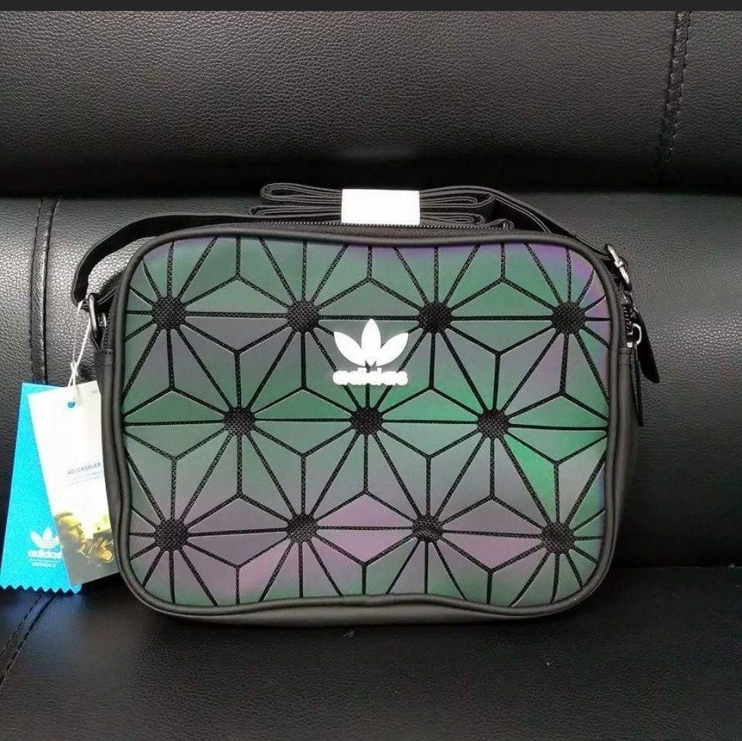 7cfe0c6ccd32 Adidas Issey miyake Sling Bag Shoulder Bag READY STOCKS