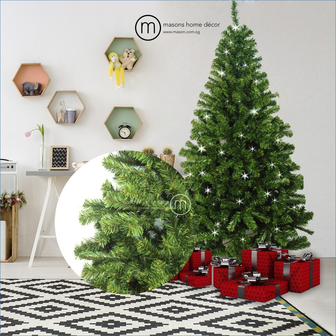 6 feet Dense Christmas Tree