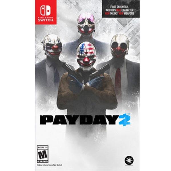 Nintendo Switch Payday 2 Best Price
