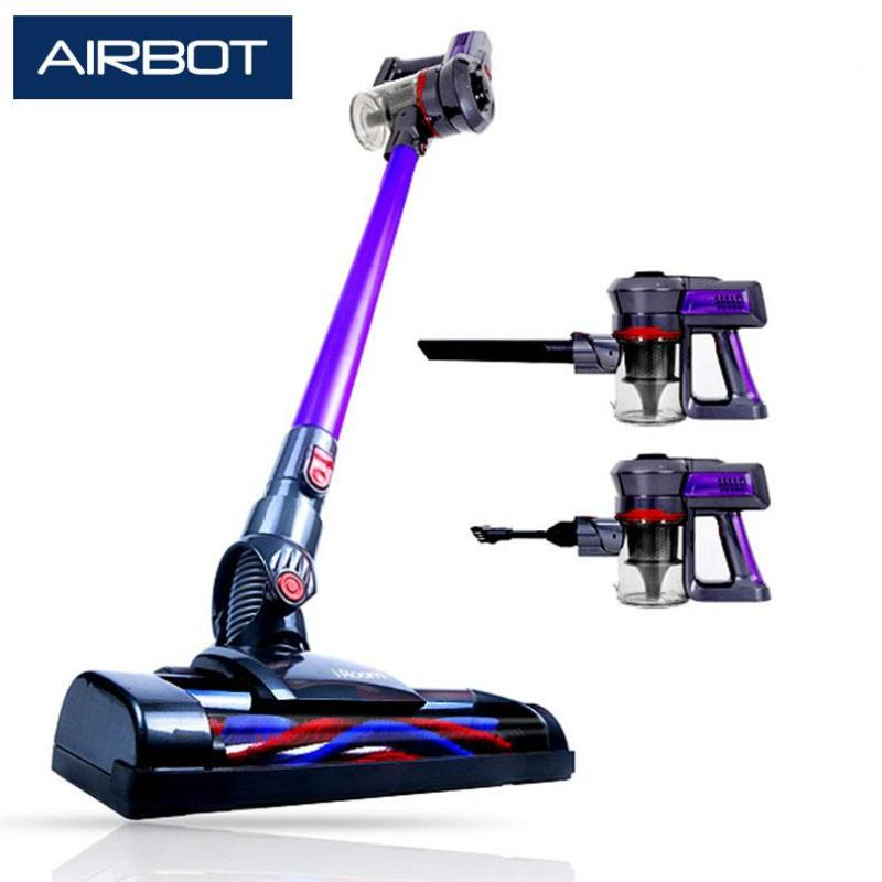 Airbot Supersonics / iRoom Fluffy Cordless Vacuum Cleaner Dual Mode Handheld for Floor Car Carpet Sofa Mattress Curtain Keyboard Singapore