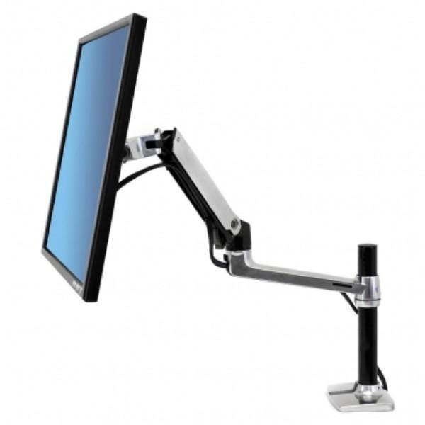 Ergotron LX Desk Mount LCD Arm, Tall Pole
