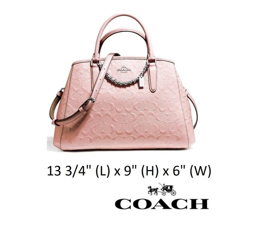 Latest Coach Women Cross Body Shoulder Bags Products Enjoy Huge Mini Christie Signature Crossbody Margot Carryall