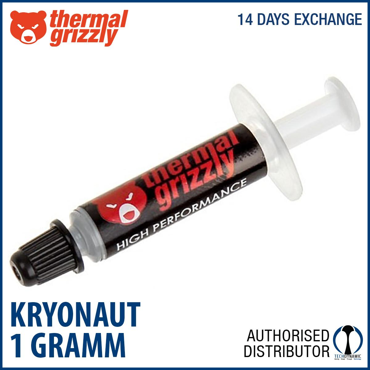 Cheap Thermal Grizzly Kryonaut Warmeleitpaste 1 Gramm