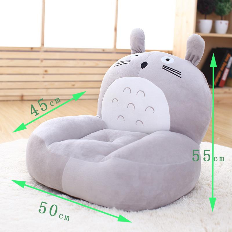 Large Size Adult Tatami Single Person Small Sofa Children Plush Seat Stool Bedroom Loungers Lazy Bean Bag Sofa