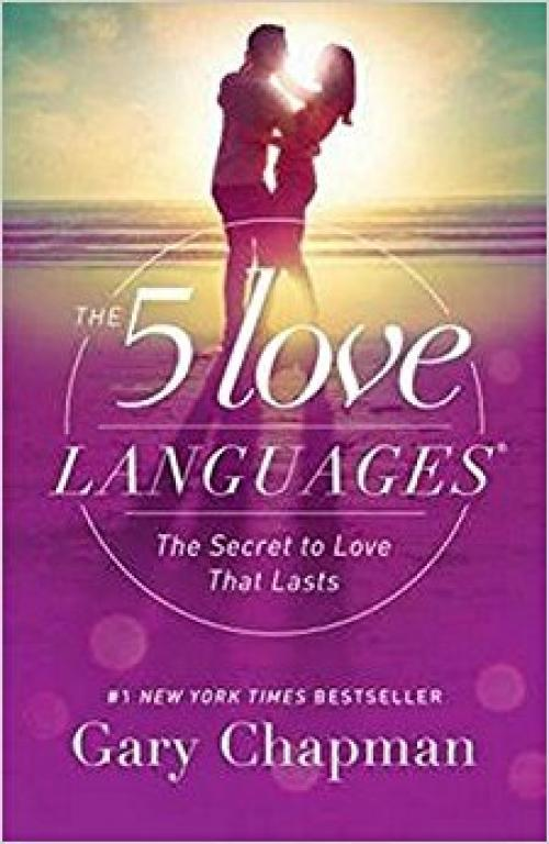 THE 5 LOVE LANGUAGES (Author: GARY CHAPMAN, ISBN: 9780802412706)