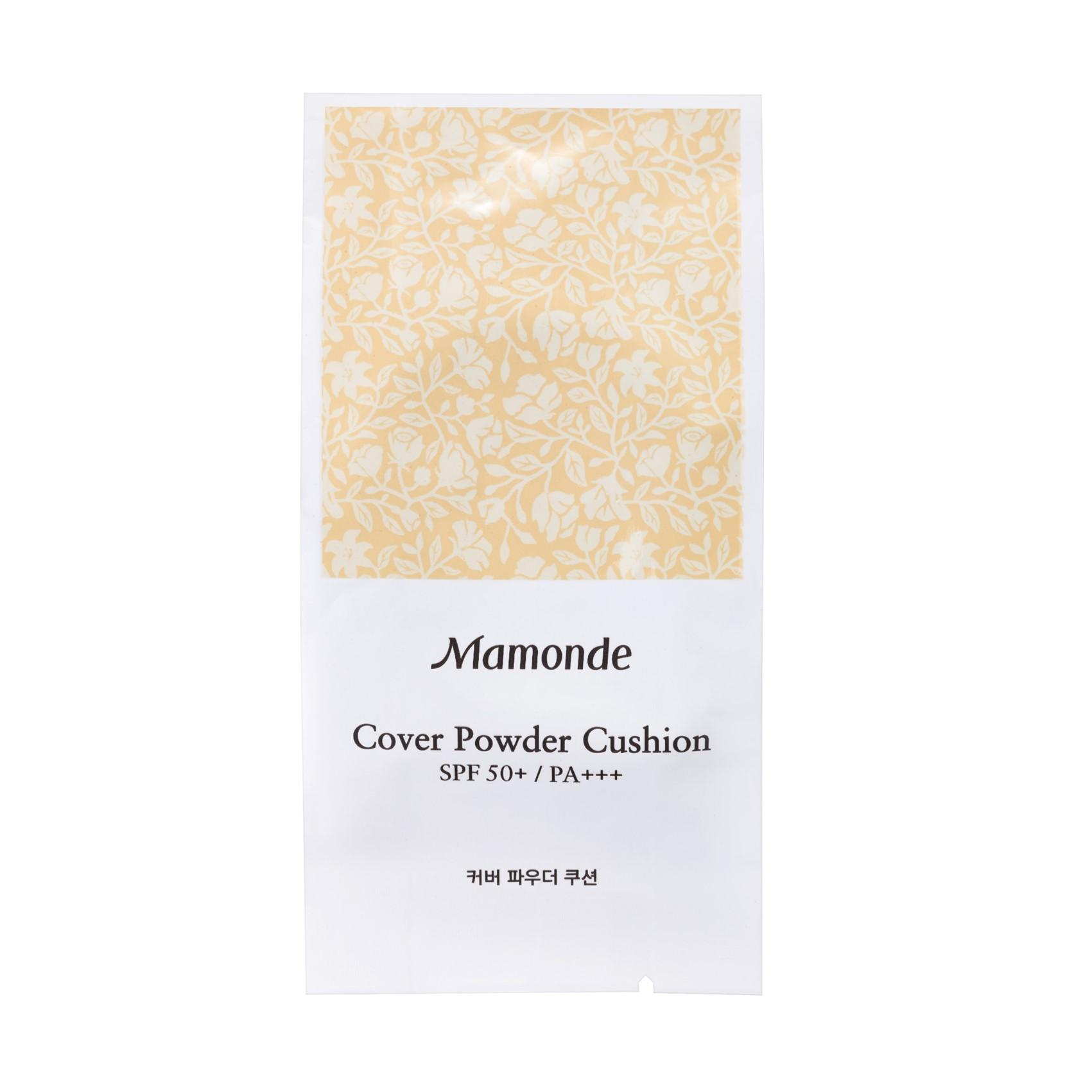 Review 50 Off Mamonde Cover Powder Cushion 3 Shades Available Select From Options Refill 15G Singapore