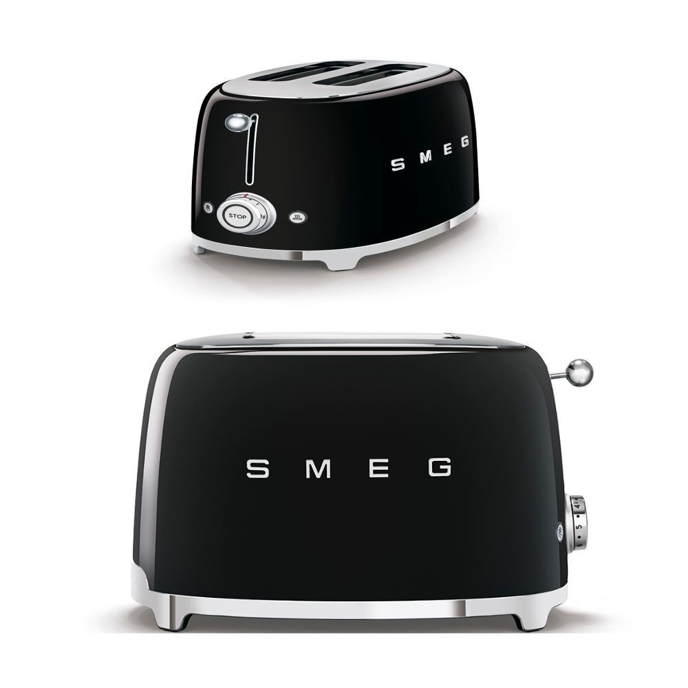 SMEG Toaster BLACK