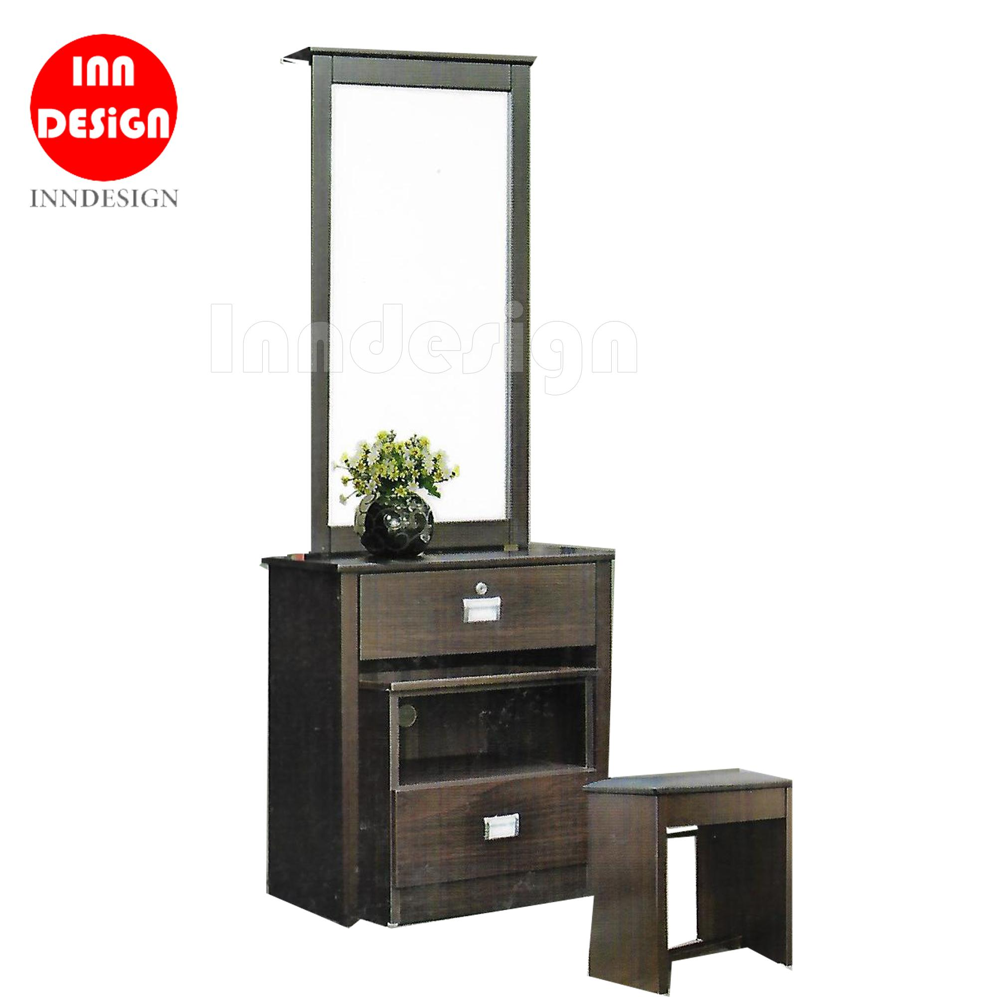 3IN1 Dressing Table Set ( Free Delivery + Installation)