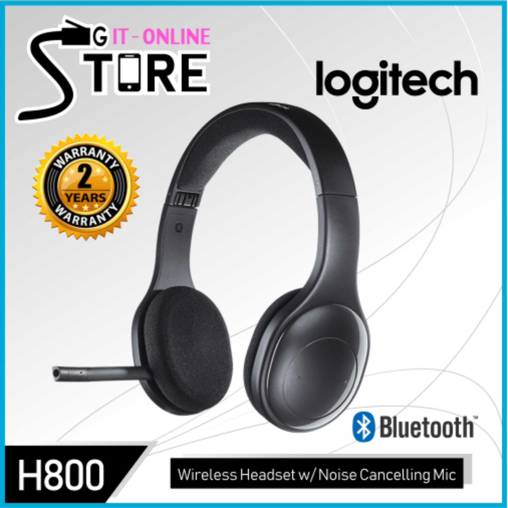Logitech H800 Wireless Headset 981 000503 Singapore