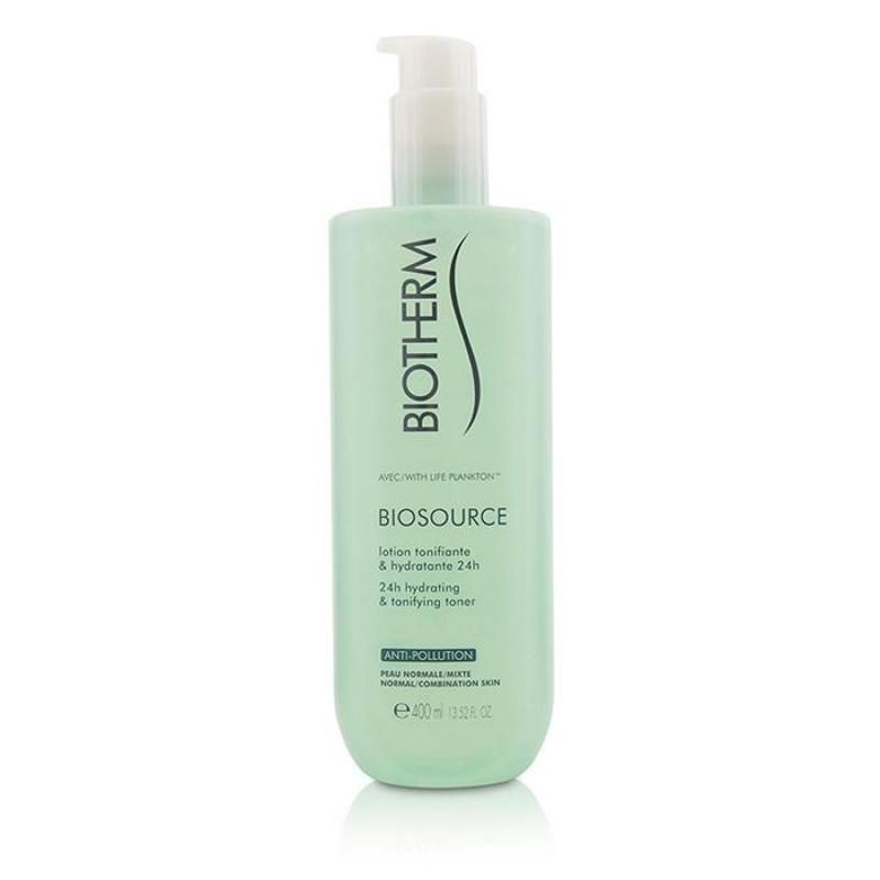 Buy Biotherm Biosource 24H Hydrating   Tonifying Toner - For Normal/Combination Skin 400ml/13.52oz Singapore