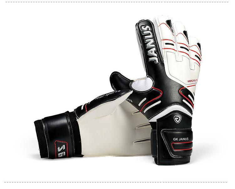 162a0505c JANUS Brand Professional Goalkeeper Gloves Finger Protection Thickened  Latex Football Gloves