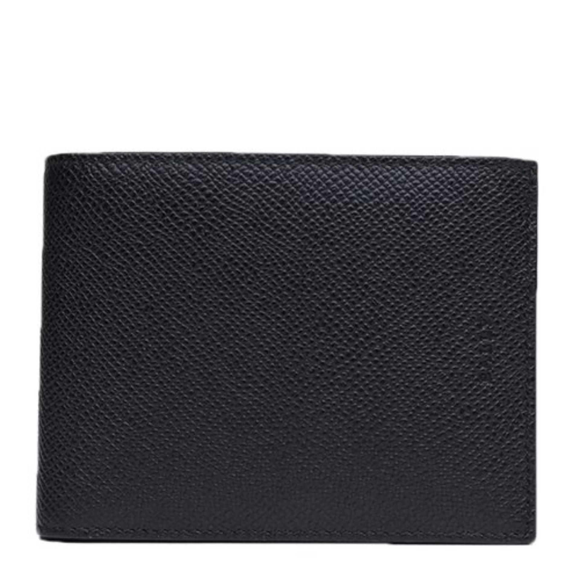 Bally Baliky Bifold Wallet (Black) # 6214523216BALIKY