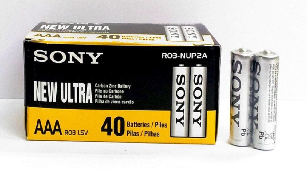 Sony Aaa Battery 40 Pcs Promo Code