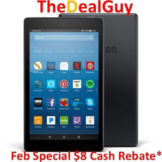 Best Offer Amazon Fire Hd 8 16Gb